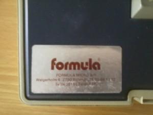 Formula Micro eksisterede indtil de tidlige 90'ere.